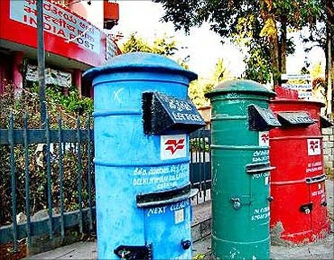 While India Post has deposits of Rs 4 lakh crore (Rs 4 trillion), it doesn't have experience in handling advances.