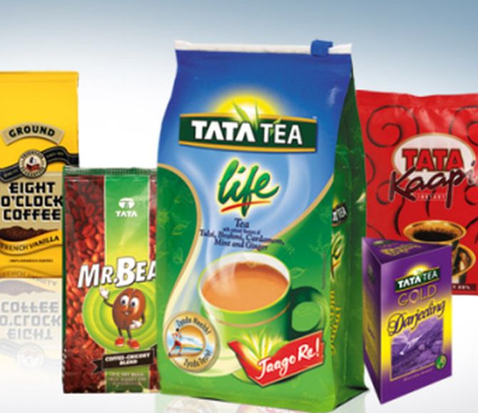 Tata Global's tea brand contributes 70 per cent to its overall revenues