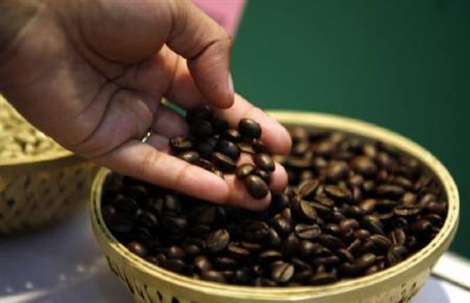 Tata Global is keen to sell coffee beans for making coffee at home