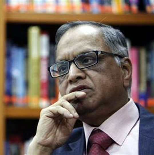 Most of the analysts in the market have appreciated the changes taking place at Infosys after the entry of N R Narayana Murthy.
