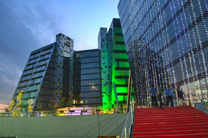 Technopark's export turnover is expected to be around Rs 5,000 crore (Rs 50 billion) in 2013-14.