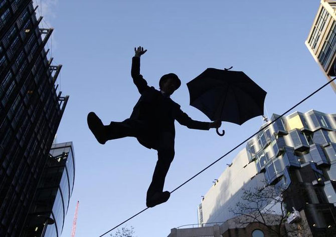 To revive growth, the next government will have to do a tightrope walk.