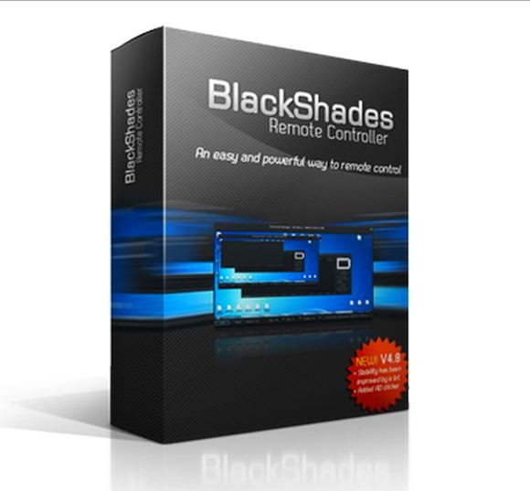 Remote administration tool BlackShades.