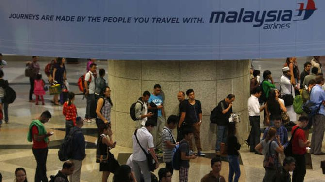 The Malaysian Airlines' incident has come under global scrutiny