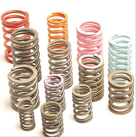 Engine valve springs.