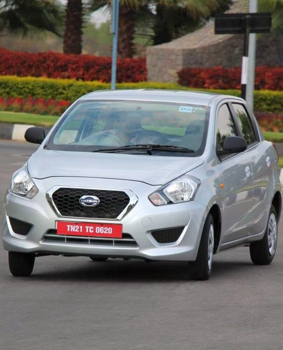 Festive offers on the GO for Nissan's Datsun