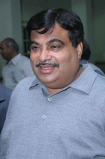 Road Transport and Highways and Shipping Minister, Nitin Gadkari.