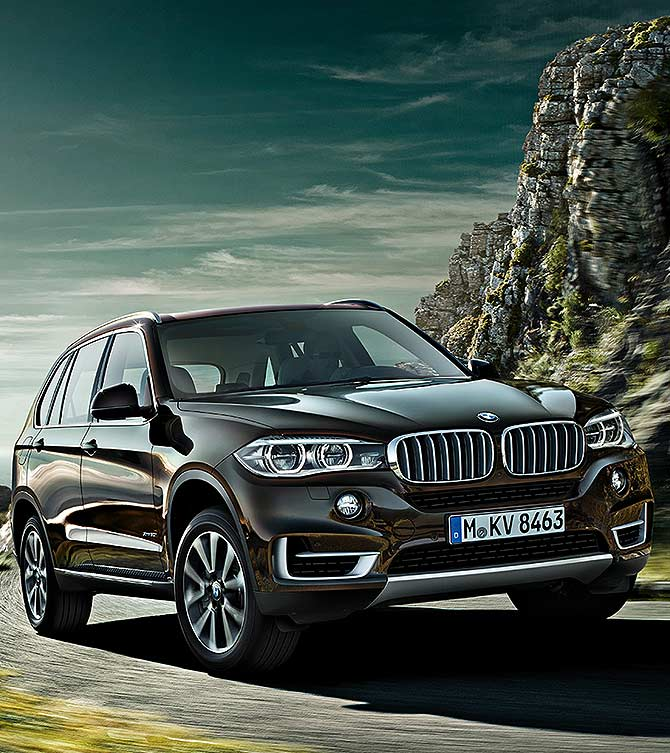 Made in India! BMW launches stunning X5 at Rs 70.9 lakh
