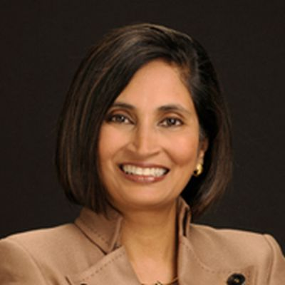 Padmasree Warrior,chief technology and strategy officer, Cisco.
