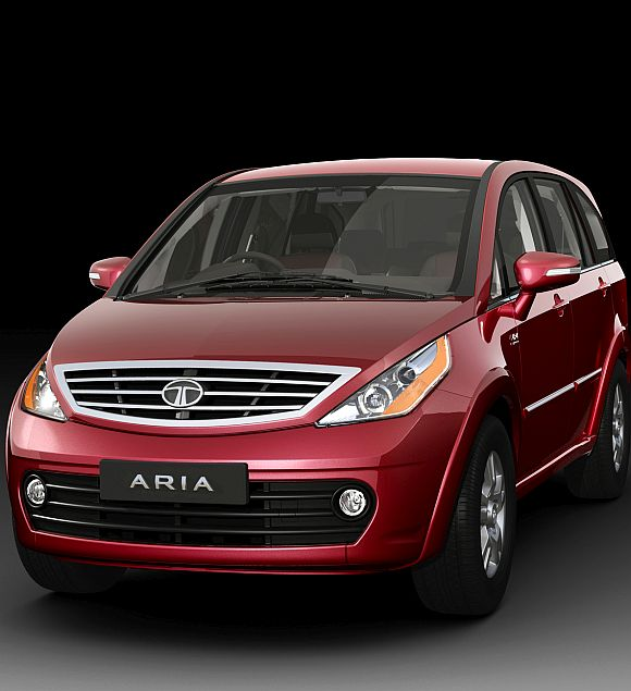 New Tata Aria: Most comfortable car in its segment