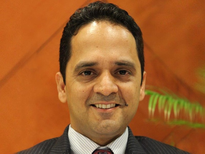 Sandeep Dadlani, head of consumer packaged goods, or CPG, and logistics.