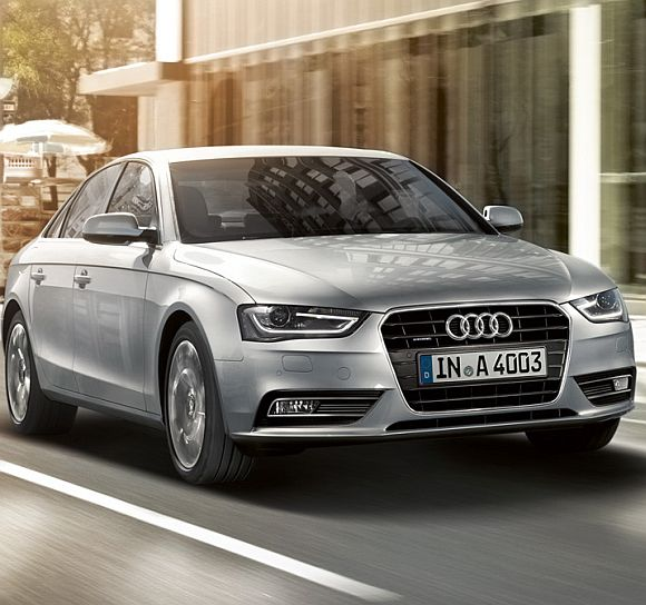 Audi recalls 6,758 units of A4 sedan in India