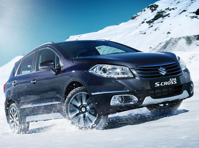 5 Hot Suvs Coming To India In 2015 Rediff Com Business