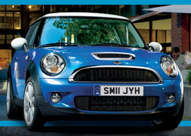 Bmw Rolls Out New Mini Cooper Models In India Rediff Com Business