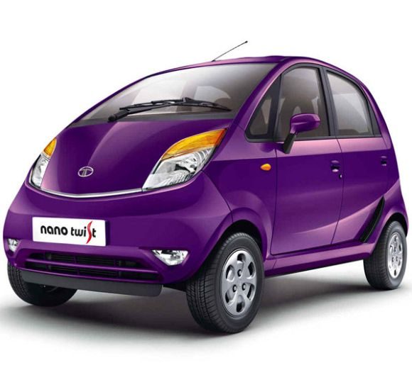 Tata gives Nano a 'twist'; will buyers go for it?