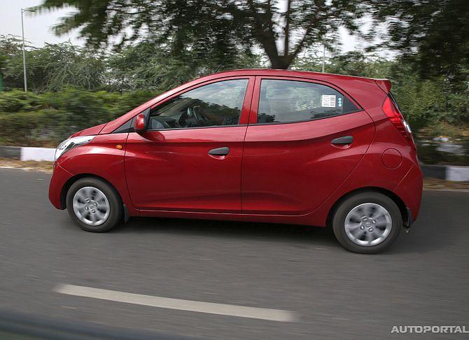 Hyundai Eon Vs Maruti Alto K10 Which The Best Entry Level Car