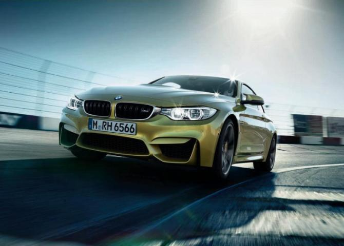 BMW launches M3 sedan @ Rs 1.19 cr, M4 coupe @ Rs 1.21 cr