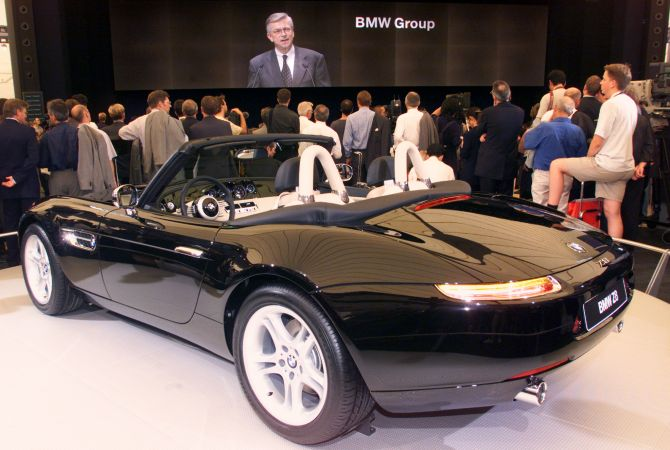 The Best James Bond Cars Of All Time Rediff Com Business