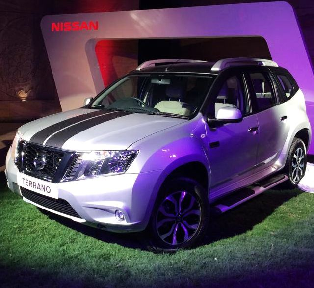 Nissan launches special edition Terrano; starts at Rs 12.84 lakh