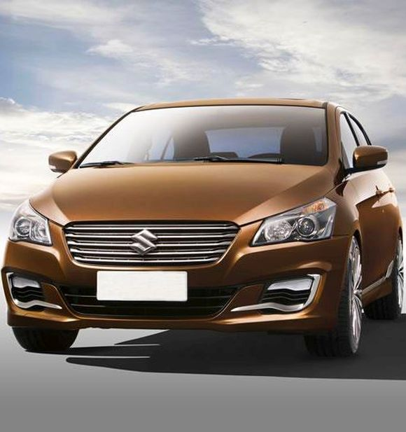 Maruti eyes top slot in mid-sized sedan segment with Ciaz