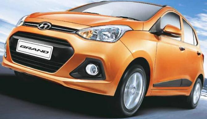 Hyundai launches Grand i10 SportZ Edition @ 5.11 lakh