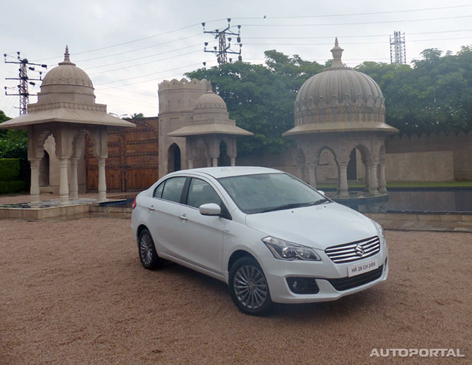 7 reasons why Maruti Ciaz is better than other sedans