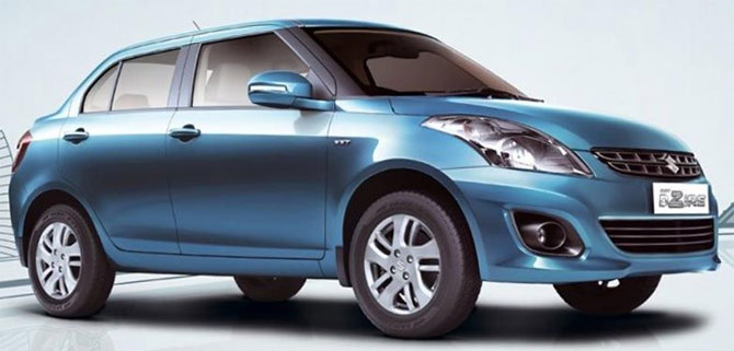The Highest Selling Cars In India Maruti Tops Rediff Com Business