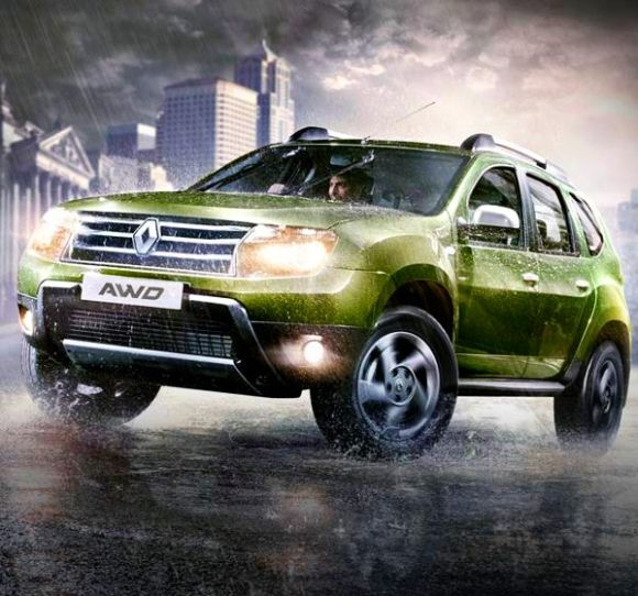 Renault launches Duster All Wheel Drive at Rs 11.89 lakh
