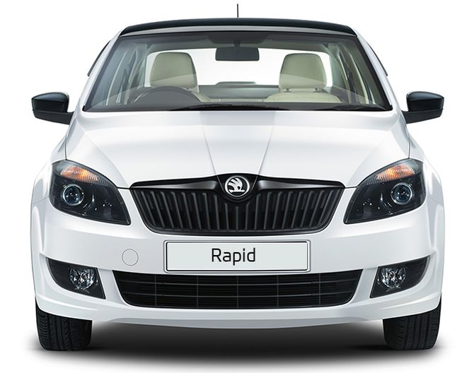 Skoda Launches New Rapid At Rs 7 22 Lakh Rediff Com Business