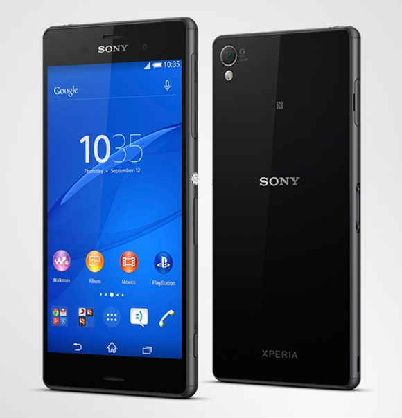 Sony India launches stunning Xperia Z3, Z3 Compact - Rediff