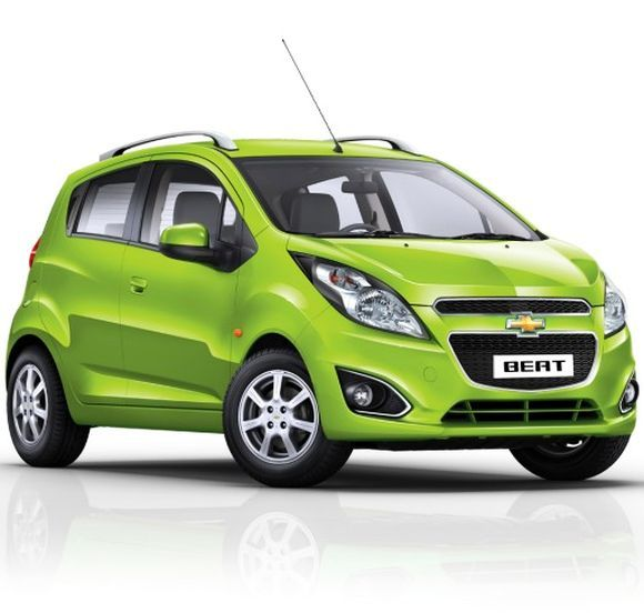 Image: Chevrolet Beat. Photograph: Kind Courtesy, Chevrolet