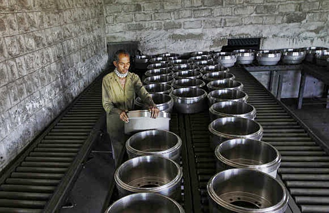 Image result for steel factory