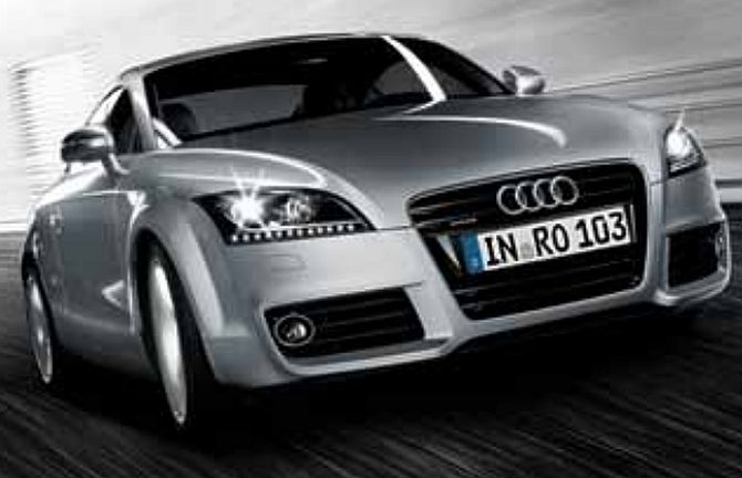 new car launches planned in indiaAudi launches variant of sports car TT priced at Rs 6034 lakh