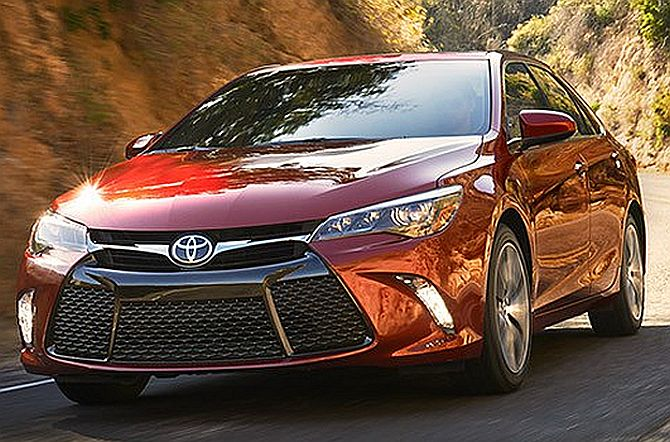 Toyota India launches updated versions of Camry