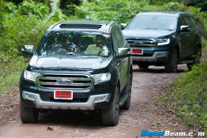 Review: New generation Ford Endeavour is loaded with technology