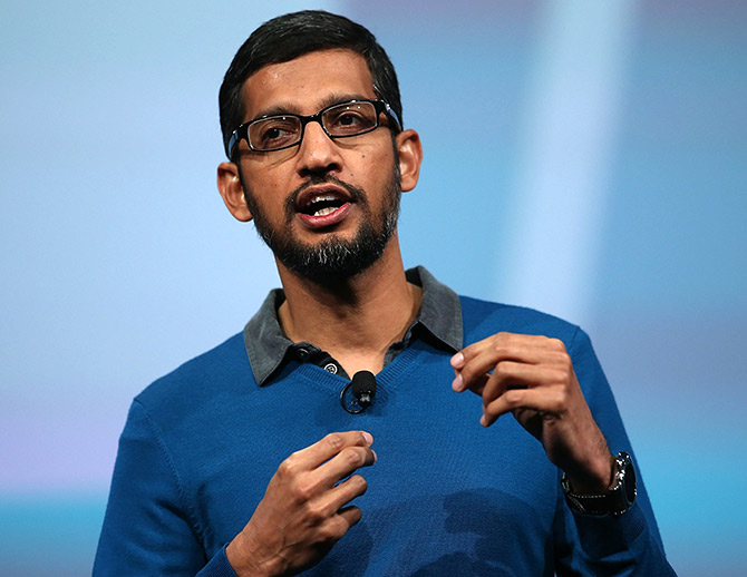 Sunder Pichai disappointed by Trump's H-1B visa rule
