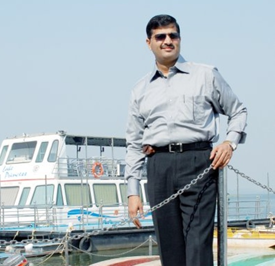 Ashwin Lohani, Chairman and Managing Director, Air India