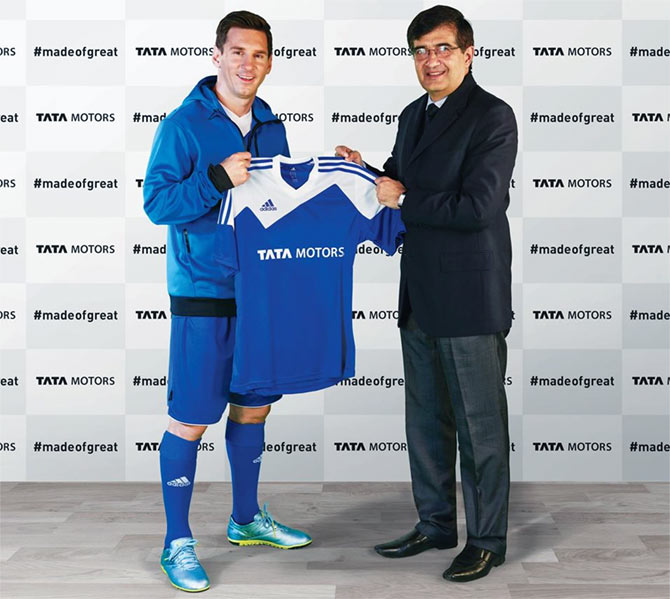 Will Messi magic win fans for Tata Zica?