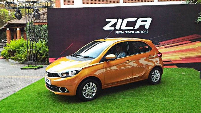 Tata Motors to rename hatchback that sounds like Zika