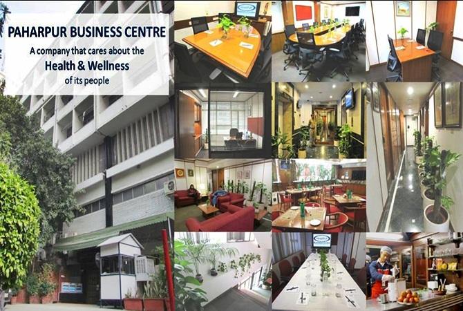 Paharpur Business Centre: Inside the healthiest building