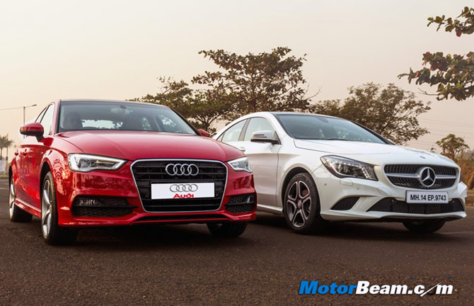 Mercedes CLA vs Audi A3: Which one should you buy?