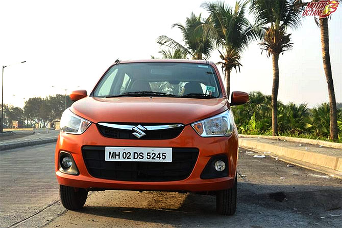 New Alto K10: Smarter design, great performance