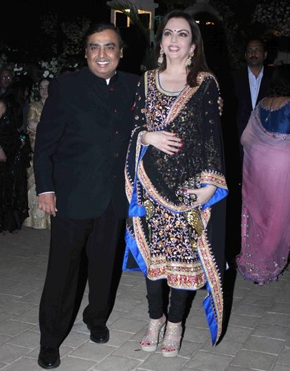 Mukesh Ambani Azim Premji Among World S 50 Richest People Rediff Com Business