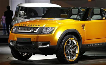 Jaguar Land Rover faces forex headwinds