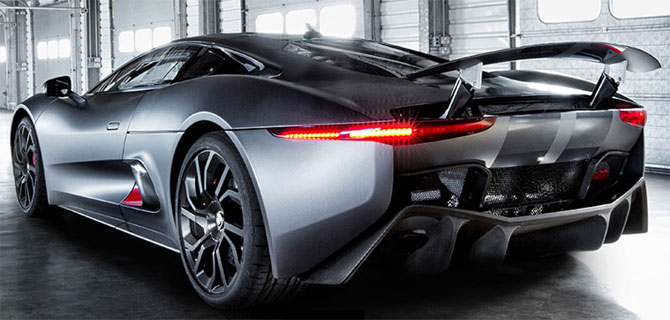 Ames Used Cars >> Stunning cars in James Bond's new movie - Rediff.com Business
