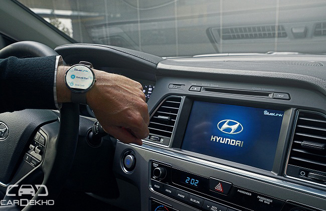 5 high tech gadgets from Hyundai to change the way you drive