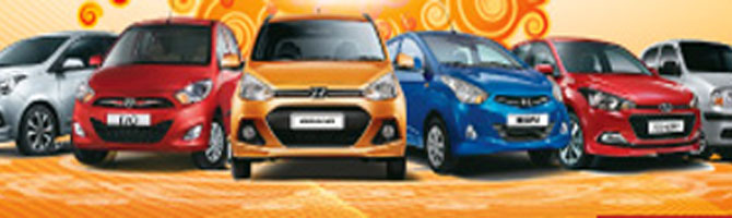 Hyundai hikes prices; cheapest Eon to cost over Rs 3 lakh