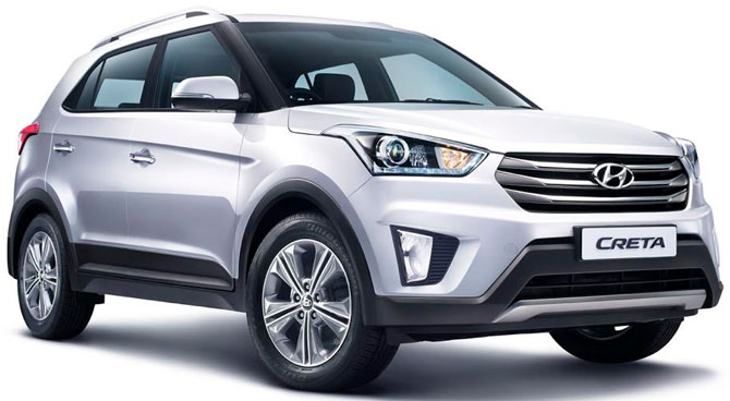 Hyundai Creta: The best compact SUV you are looking for