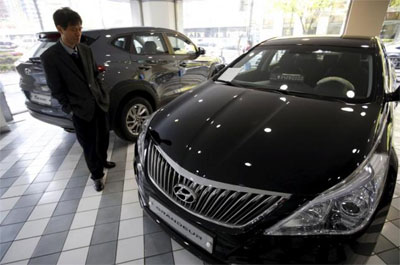 Rs 420 crore penalty imposed on Hyundai Motor