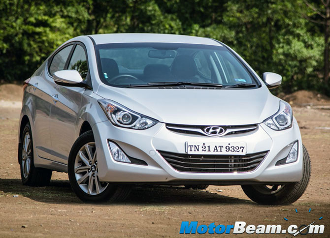 Rivals be prepared, the new Hyundai Elantra is a desirable sedan